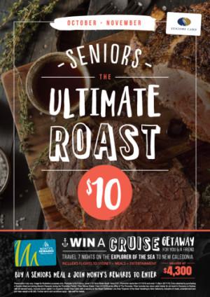 Seniors Roast Special