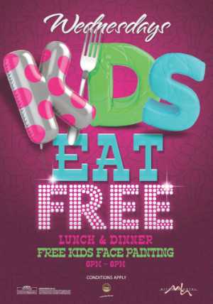 Kids Eat Free Wednesday Night