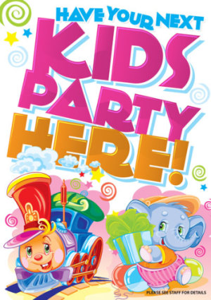 Kids Birthday Party Pack