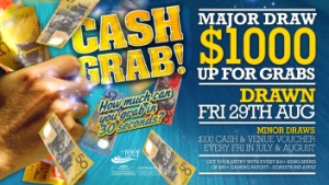 Cash Grab!