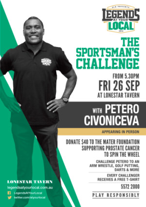 The Sportsman's Challenge