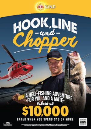 Hook, Line & Chopper