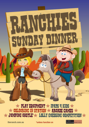 Ranchies Sunday Dinner