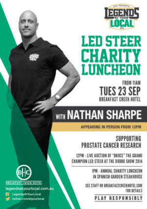 LED Steer Charity Luncheon