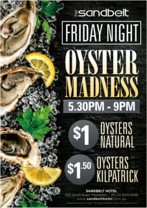 Oyster Madness