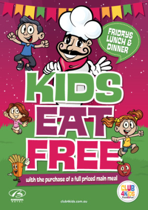 Fridays Kids Eat Free
