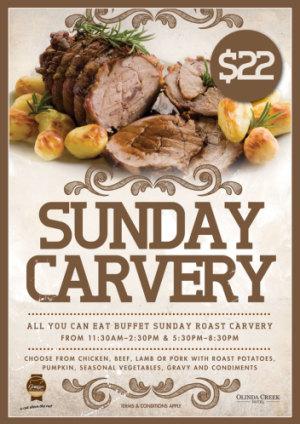 Sunday Night Carvery
